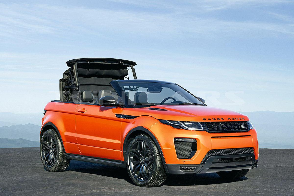 range rover evoque cabriolet le suv cabriolet. Black Bedroom Furniture Sets. Home Design Ideas