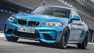 BMW M2 coupe renait la legande de la BMW 2002 TURBO