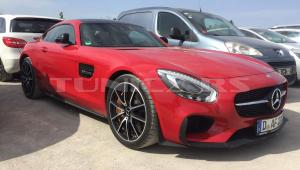 AMG GTS EDITION ONE ROUGE